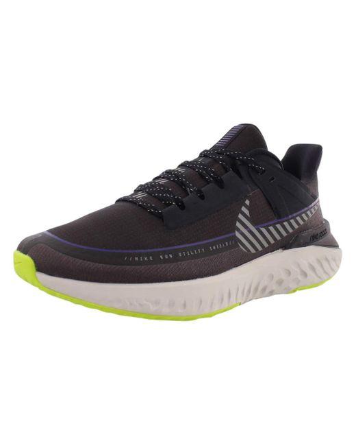 Legend React 2 Shield s Chaussures Running Noir EU 38 - US 7 Nike ...