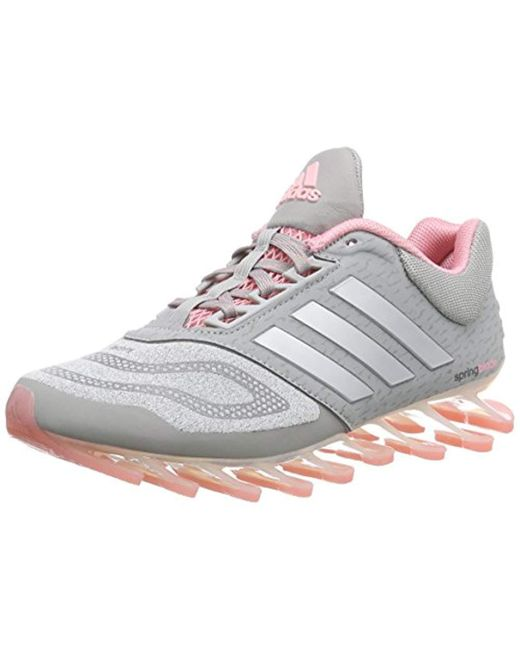 new styles c1319 8d882 Adidas - Gray Springblade Drive 2.0 Running Shoes - Lyst ...