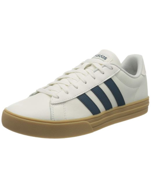 Daily 2.0 Synthétique adidas pour homme en coloris Blanc - 46 % de ...