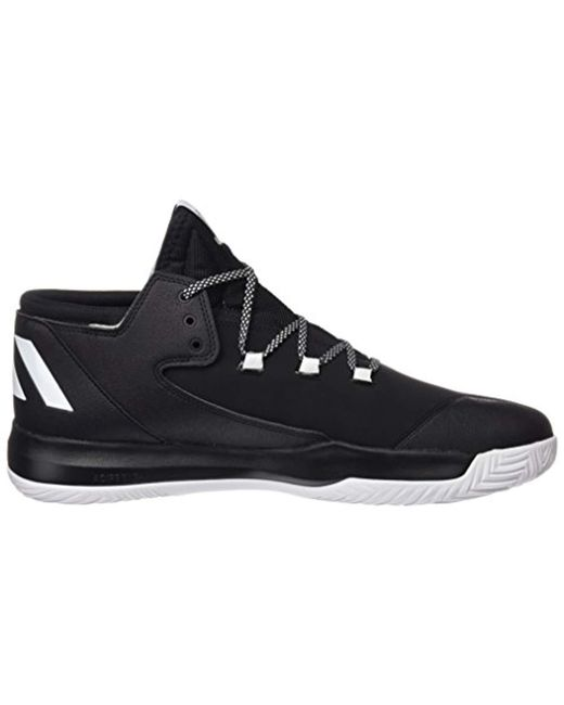 3e0cef879aab adidas  s D Rose Ace 2 Sneakers in Black for Men - Lyst