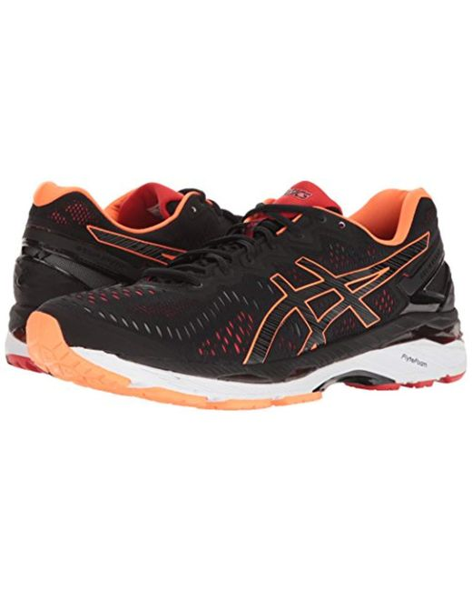 Asics Men 32 Running in Black Gel for kayano 23 Save Shoe htQdxBsCr