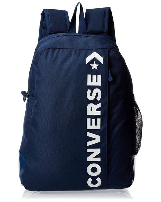 Converse Speed 2.0 Backpack 10008286-a09 Messenger Bag 42 Centimeters 18 Blue
