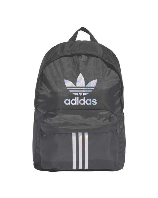 AC Classic Backpack Zaino multicolore poliestere di Adidas in Gray