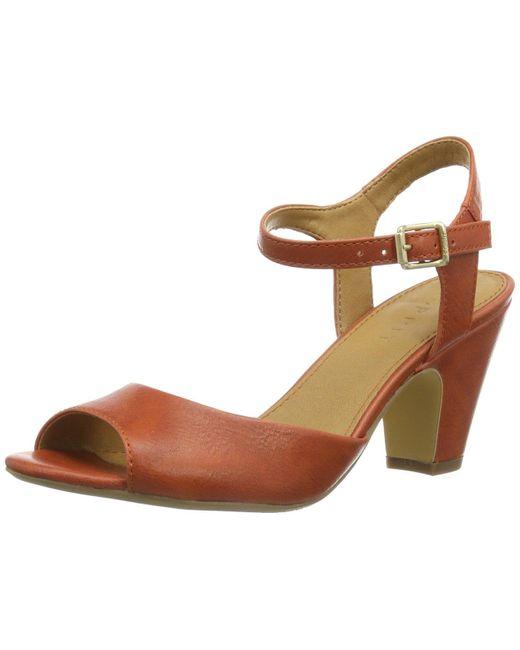 Esprit Brown Dive Sandal 034EK1W015 Sandalen