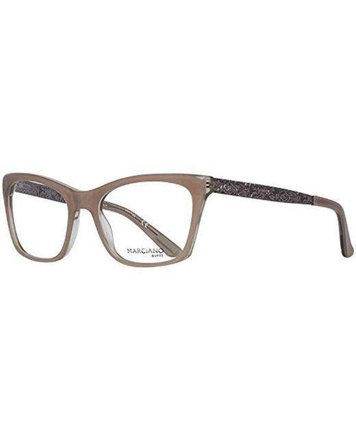 construcción racional precio favorable en venta en línea By Marciano Brille Gm0267 047 53 Monturas de Gafas, Beige (Creme), 53.0  para Mujer de color neutro