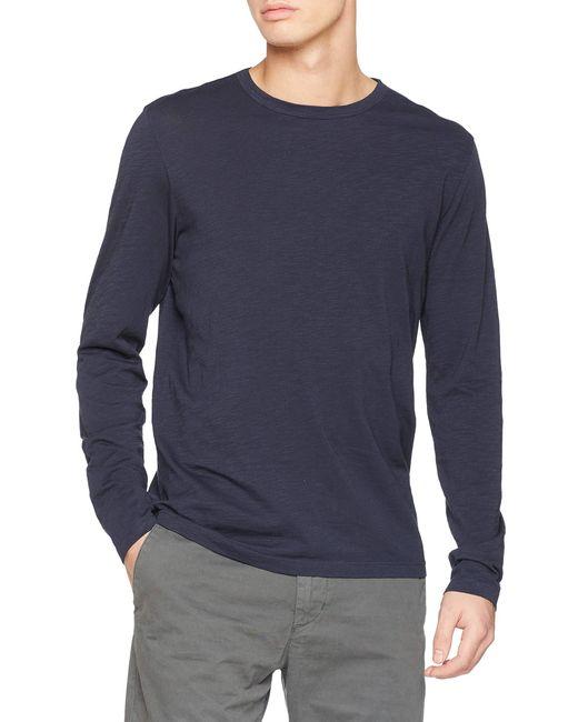 9.21218E+11 T-Shirt À ches Longues Marc O'polo pour homme en coloris Blue