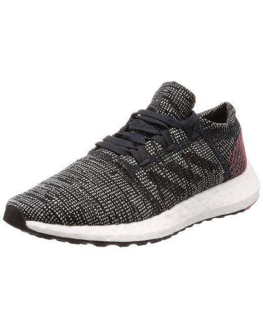 Pureboost Element Adidas en coloris Gray