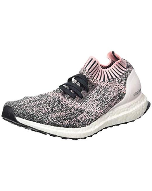 outlet store 4ad12 5aa32 Women's Pink Ultraboost Uncaged W Running Shoes