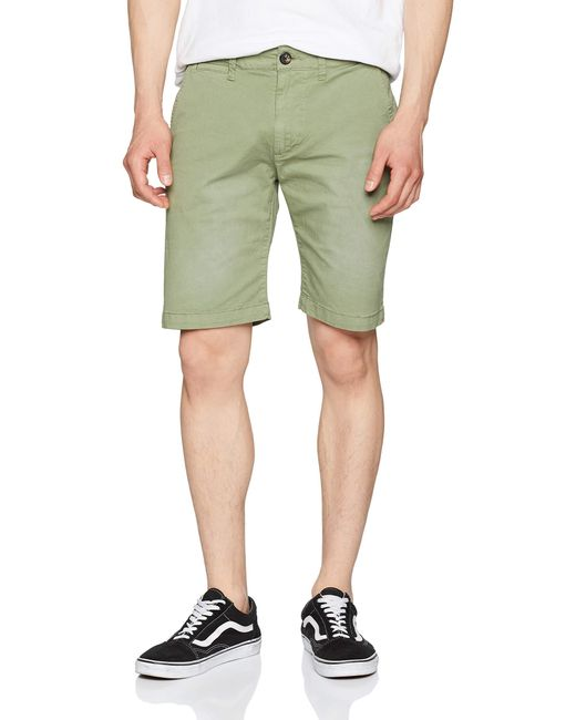 Pepe Jeans Mc Queen Short Badeshorts in Green für Herren