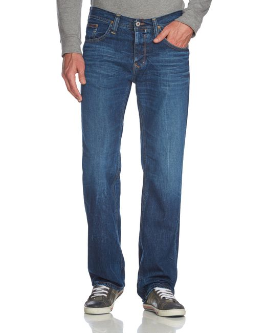 Uomo Wilson LAMR Jeans di Tommy Hilfiger in Blue