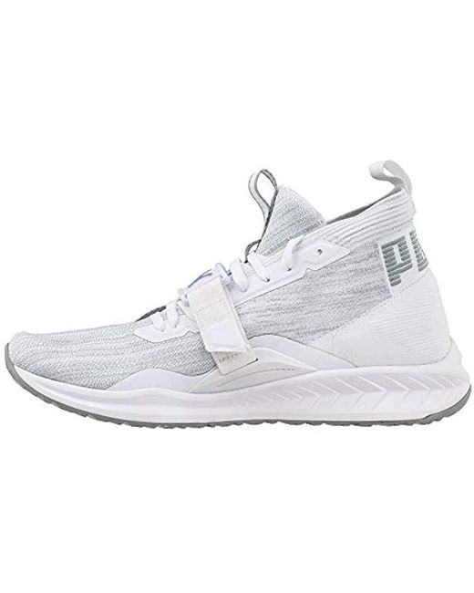 timeless design 2d418 9f0f7 Men's White Ignite Evoknit 2 Sneaker