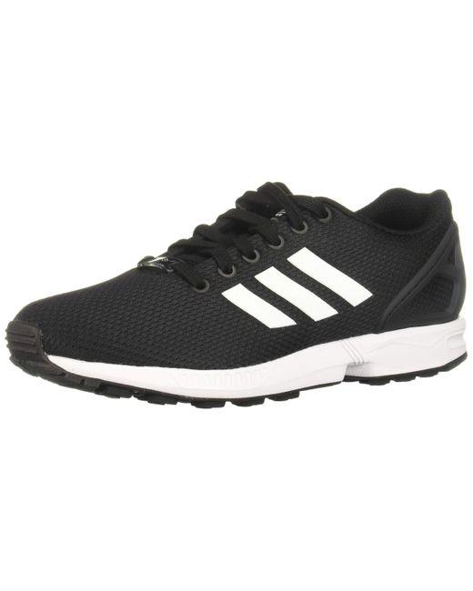 ORIGINALS Chaussures ZX Flux Adidas en coloris Black