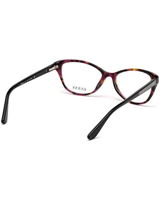 3f9e0a426a ... Guess - Multicolor Unisex s Gu2634 074 52 Optical Frames