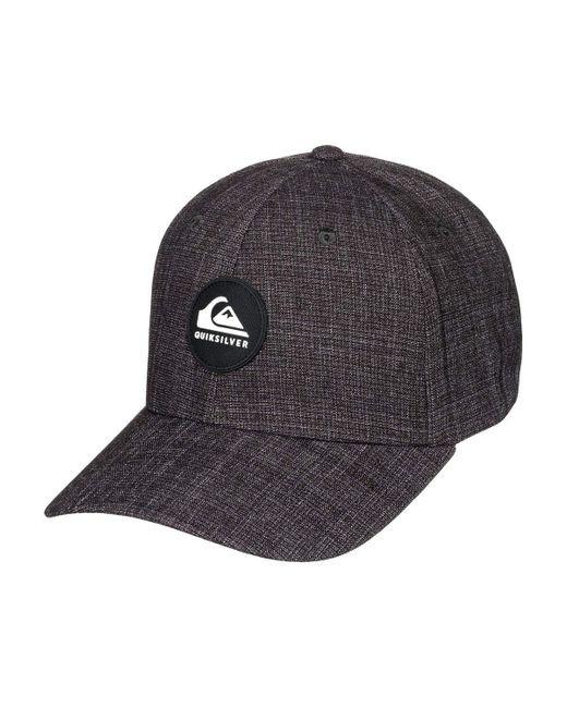 Quiksilver Gray Snapback Cap - - One Size for men