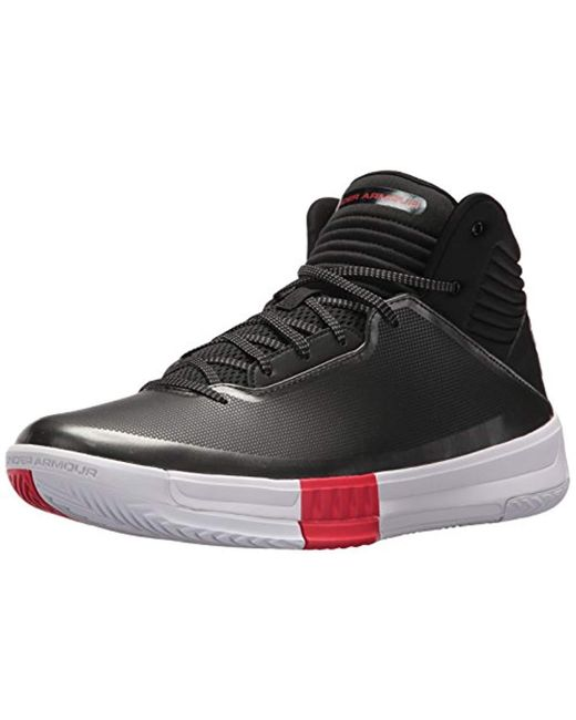 newest a2fe0 65d1d Under Armour - Black Ua Lockdown 2 1303265-005 Sneakers for Men - Lyst ...
