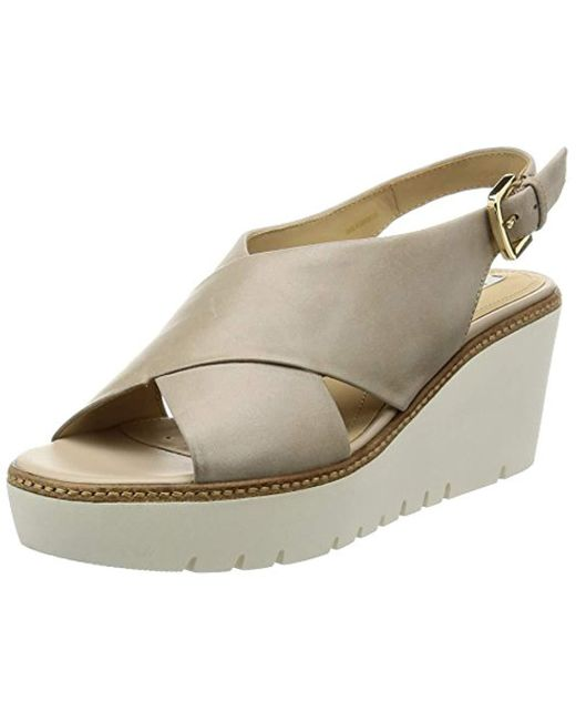 Geox - Natural D Domezia C Sandals - Lyst