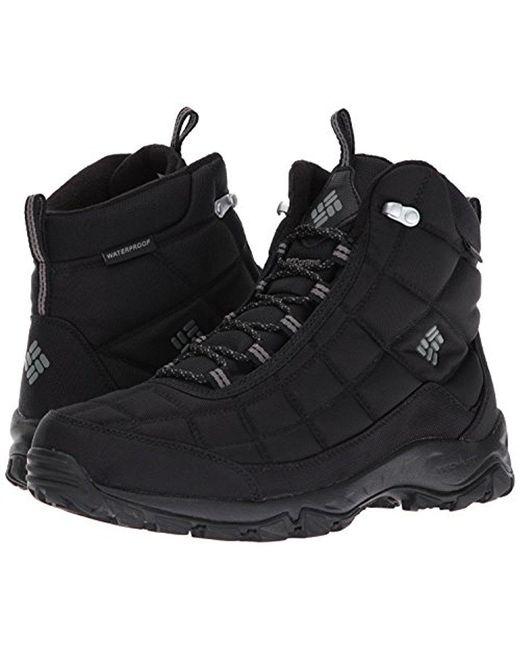 6a4d9d3fa63 Men's Firecamp Boot Hiking Shoe, Black, City Gray, 14 D Us