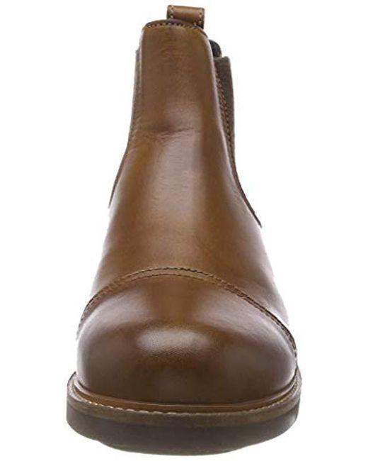wholesale dealer 5faf5 fbfc3 Herren Active Leather Chelsea Boots in braun