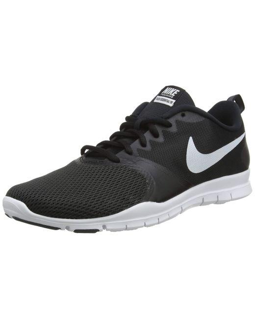 Wmns Flex Essential TR Nike de color Black