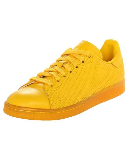 Stan Smith Adicolor Chaussures 5,5 Yellow Adidas