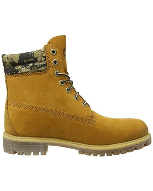 4c528e17699 Timberland 6 In Premium Ftb, Ankle Boots in Natural for Men - Save 9 ...
