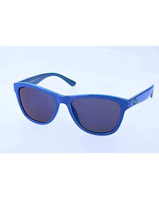 0b98d0b2377 Lacoste - Blue Sunglasses