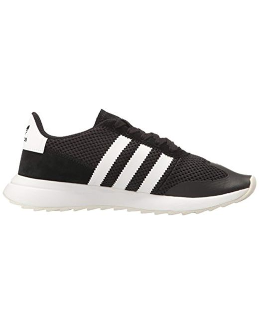 online retailer 22f06 10fb0 ... Adidas Originals - Black Flashback Fashion Sneakers - Lyst ...