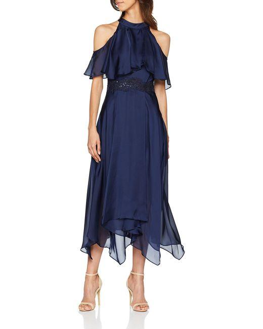 Charley Vestito Elegante di Coast in Blue