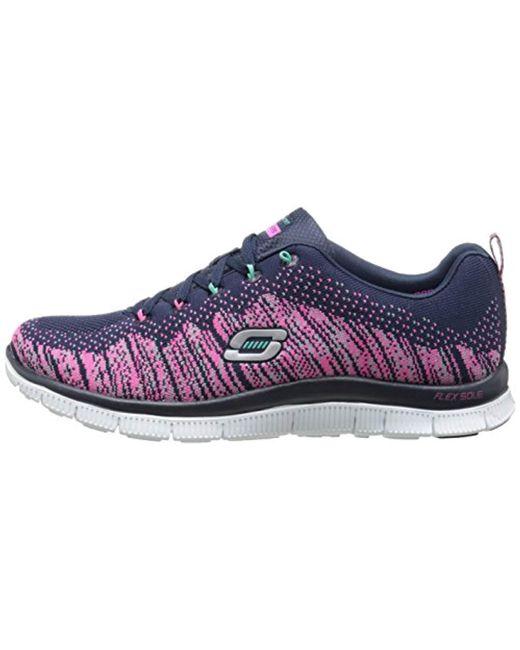 Skechers Flex Appeal Talent Flair Women Indoor Shoes