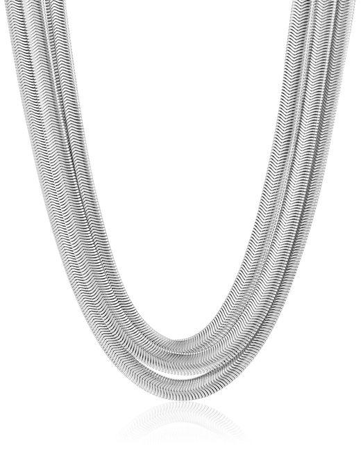 Jewelry Acier Collier - 2700978 Tommy Hilfiger en coloris Metallic