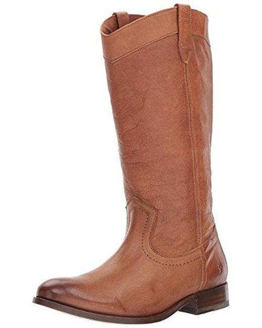 Frye - Brown Melissa Pull On Fashion Boot - Lyst
