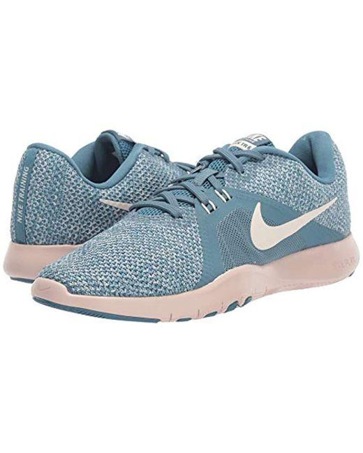 W Sneaker Blue Flex 8 Shoes Fitness Women's Igmb76yfvY
