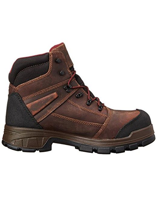 158a717b5ad Men's Brown Renton Lx 6 Inch Comp Toe Epx Wpf Ins Work Boot