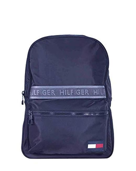 Tommy Hilfiger Sport Mix Backpack Solid Geldbörse in Black für Herren