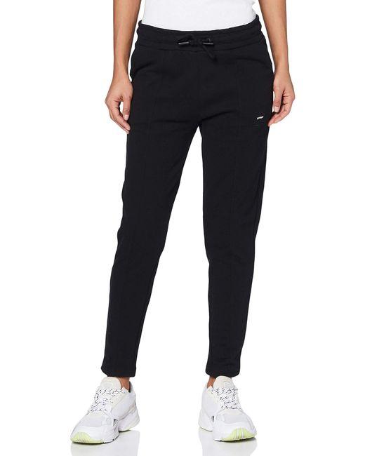 Sportstyle Jogger Pantalons de survêtement Superdry en coloris Black