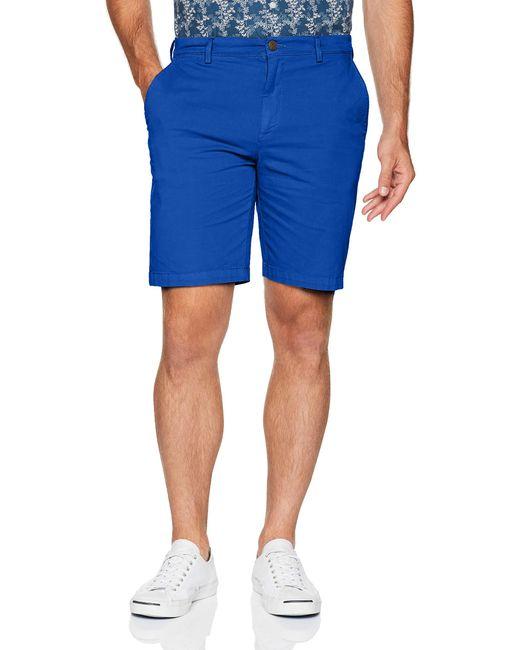 Marca Amazon – – Pantalones cortos Goodthreads de hombre de color Blue