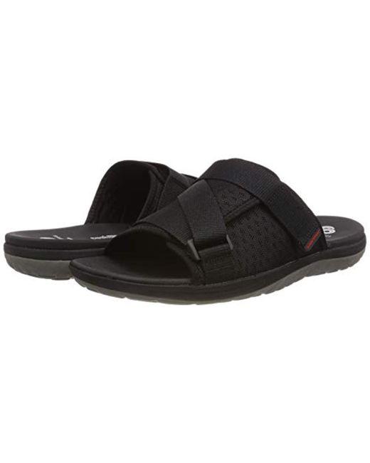 watch 7a411 79ca7 Herren Step Beat Surf Geschlossene Sandalen in schwarz