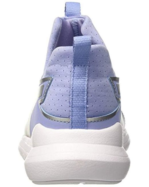PUMA Rebel Mid Wns Summer Low top Sneakers in Blue Save 36