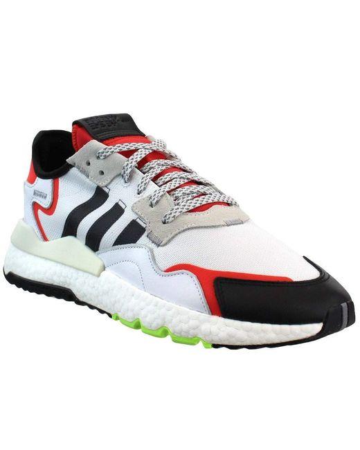 White - Size 11.5 Adidas pour homme