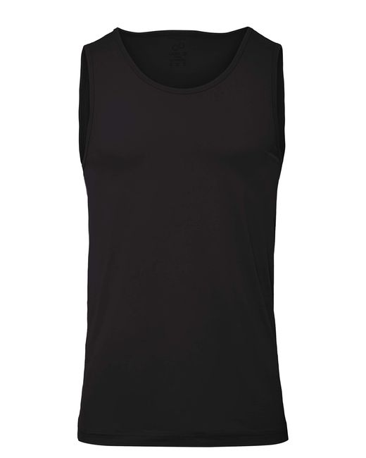 CARE OF by PUMA Black Active Tank Top for men