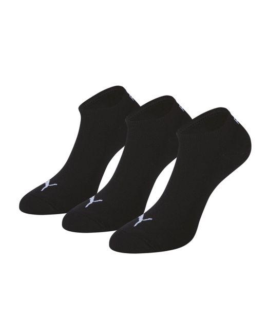 PUMA Black Sneakers Socken Sportsocken 6er Pack