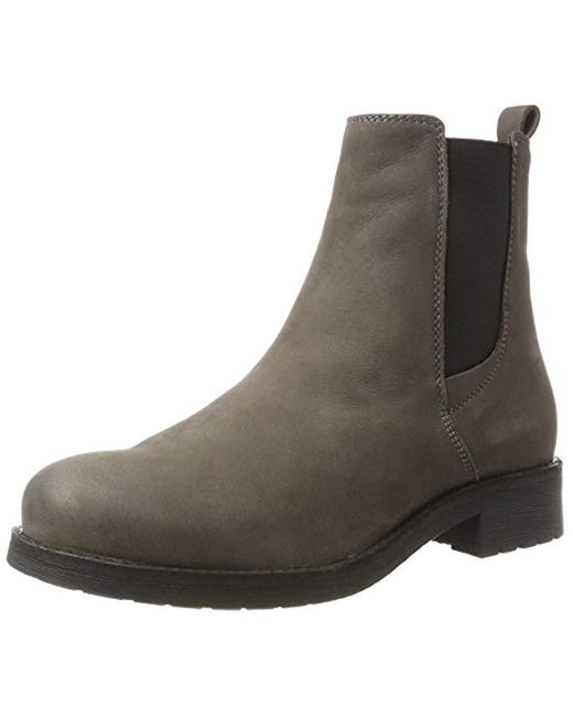 Women's Brown D New Virna H Chelsea Boots