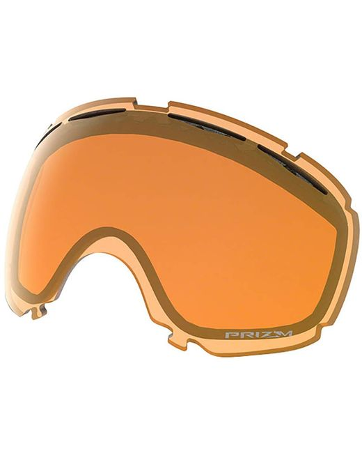 101-243-006 Lenti di ricambio per occhiali da sole di Oakley in Orange