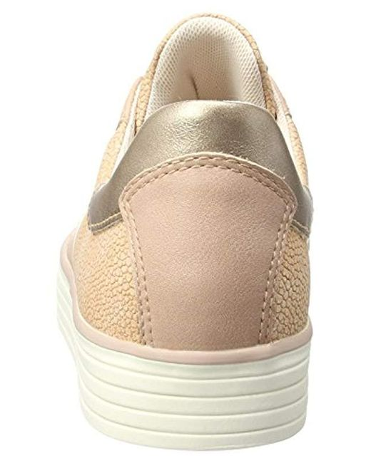 Top Sita Natural Esprit Lace Sneakers Lyst Up Low In 8PnkX0wO