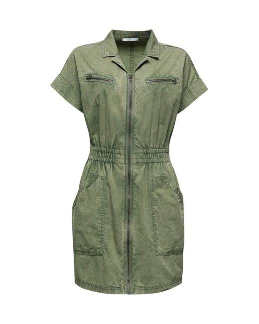 Edc By Esprit Green Esprit Kleid