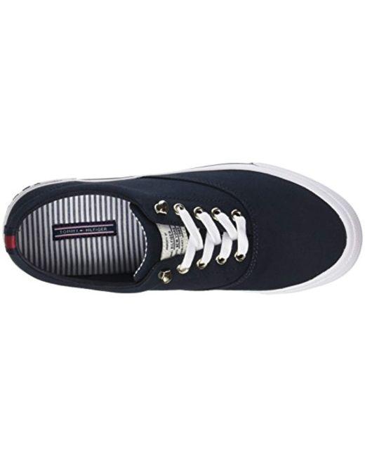 Heritage Textile Sneaker, Zapatillas para Mujer Tommy