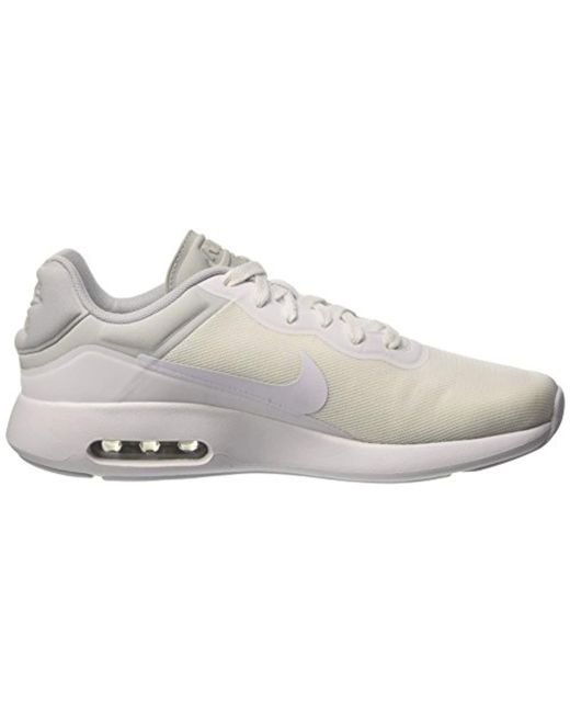 81756db50f15e ... Nike - White Air Max Modern Essential Low-top Sneakers for Men - Lyst  ...