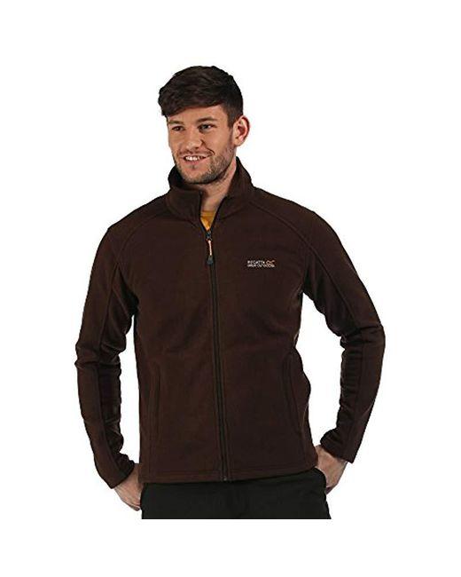 Regatta Mens Torrens Full-zip Two-tone Stretch Fleece