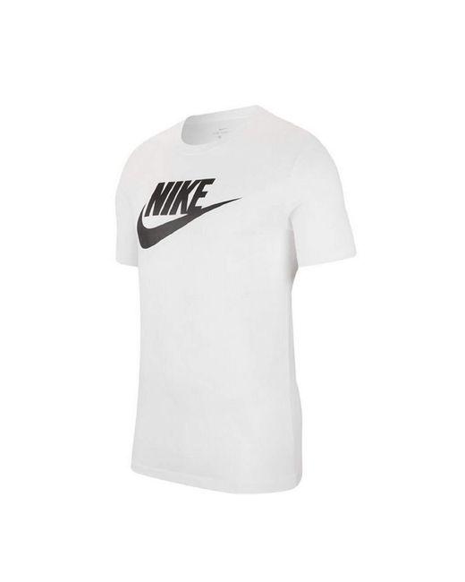 Nike Futura Icon T-Shirt in White für Herren