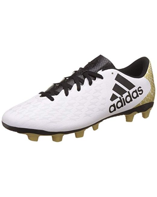 new arrival b789c 9b59d Men's White X 16.4 Fxg Football Boots
